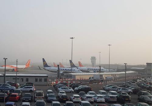 Parcarea Aeroportului