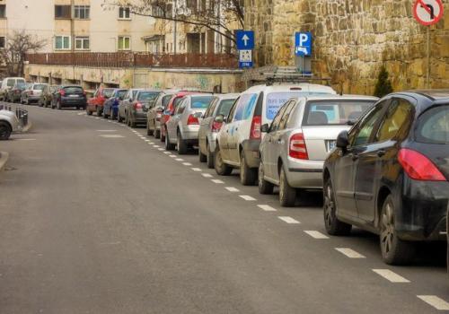 Cele mai cautate zone de parcare cluj