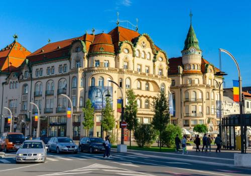 Cerere Parcari Oradea
