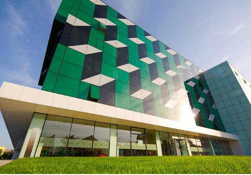 Park In Cloud la Cluj Business Campus